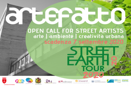 Artefatto: open call for street artists