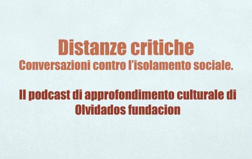Progetto Distanze Critiche