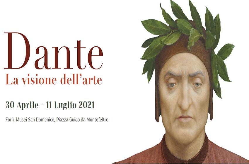 Mostra Dante e la visione dell'arte